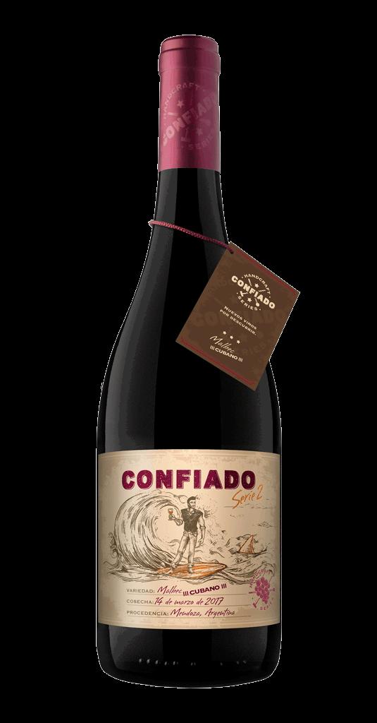Confiado-Serie-2-Malbec-Cubano