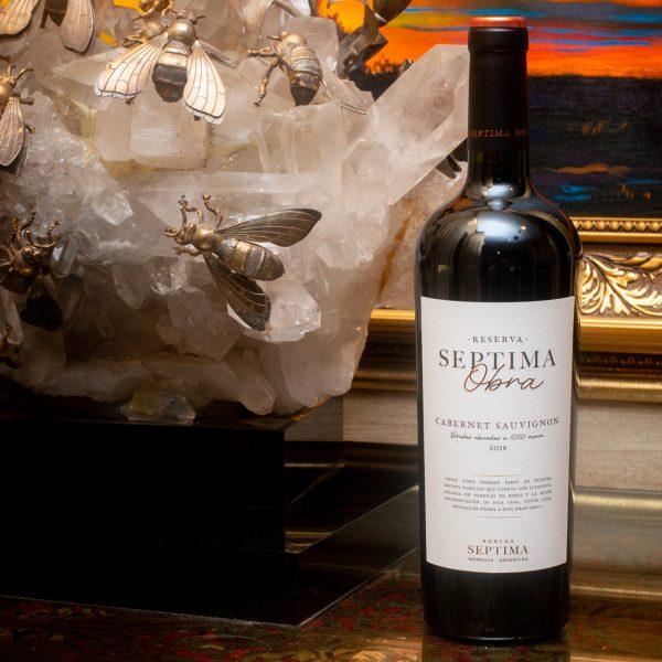 Vino Cabernet Sauvignon Septima
